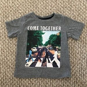 "The Beatles ""Come Together"" Abbey Road Tshirt"